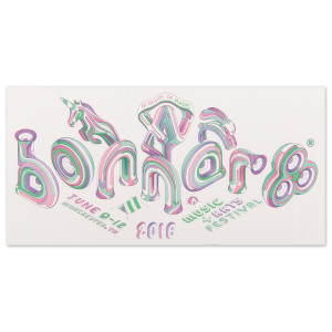 Bonnaroo 2016 Sticker