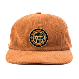 STATE OF MIND CORDUROY HAT