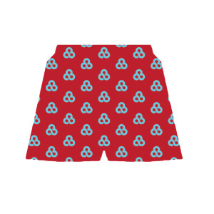 Bonnaroo Boxers 2017 - Red