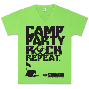 Bonnaroo escapism shirt