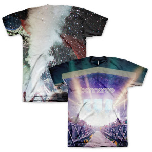 Bonnaroo 2015 Sublimated Shirt
