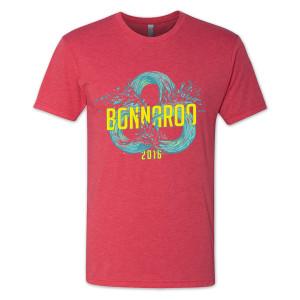 Bonnaroo 2016 Water Event T-Shirt