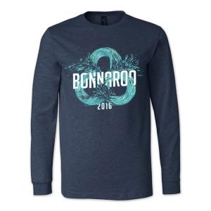 Bonnaroo 2016 Water Longsleeve Event T-Shirt