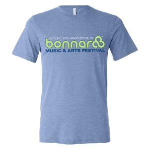 Bonnaroo 2017 Main Event Logo Tee