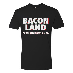 Bonnaroo 2017 Baconland Shirt