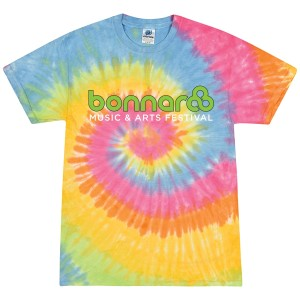 Rainbow Logo Tie Dye
