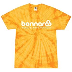 Yellow Logo Tie Dye