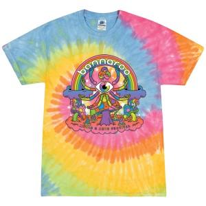 Rainbow Eyeball Tie Dye
