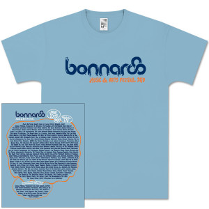 Bonnaroo 2010 Main Event T-Shirt