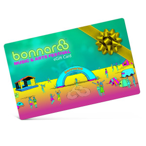 Bonnaroo Electronic Gift Certificate