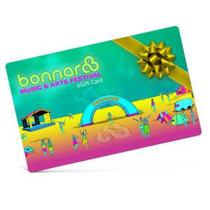 Bonnaroo eGift Card