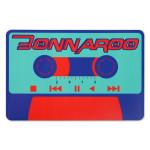 Bonnaroo 2013 Cassette Sticker