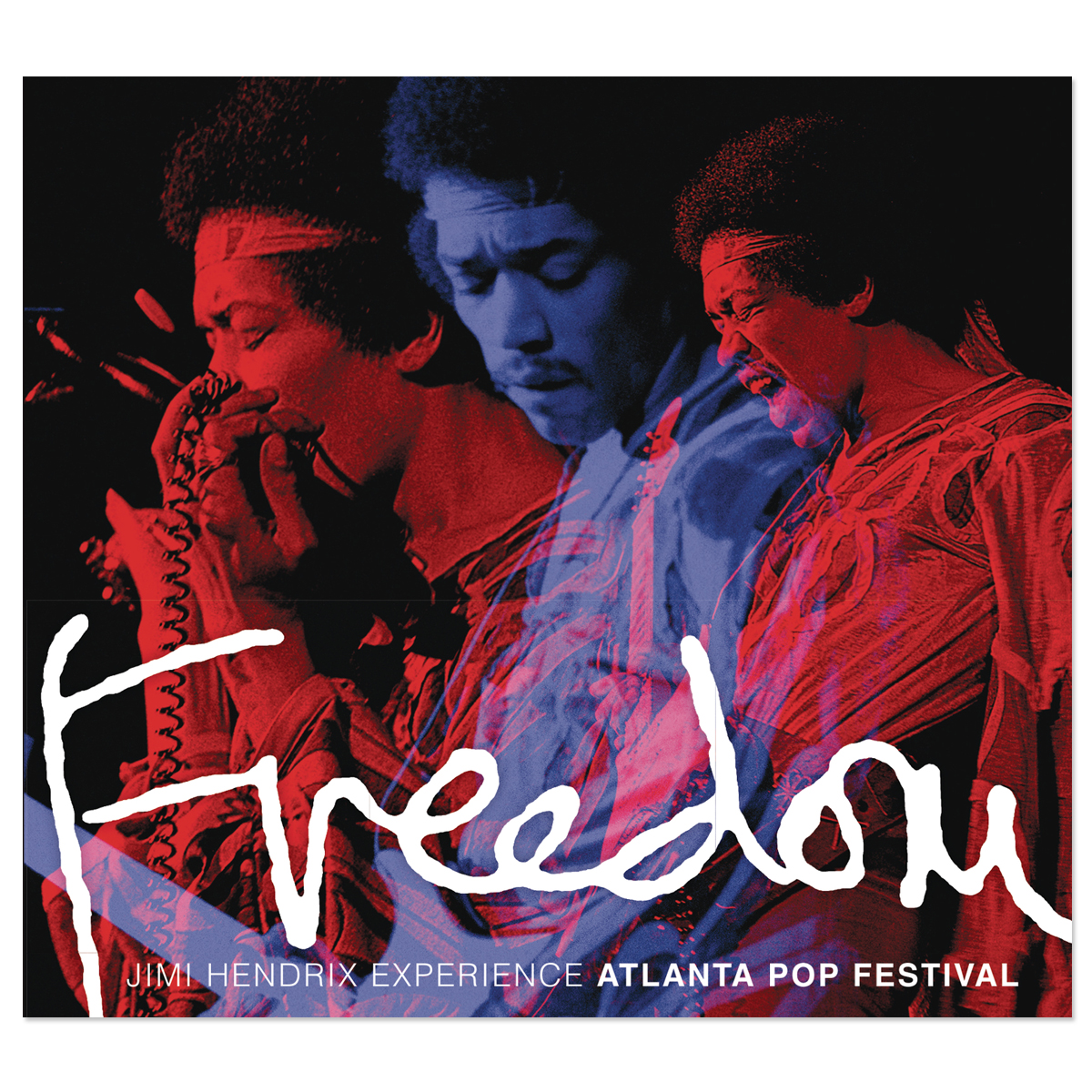 The Jimi Hendrix Experience Freedom: Atlanta Pop Festival