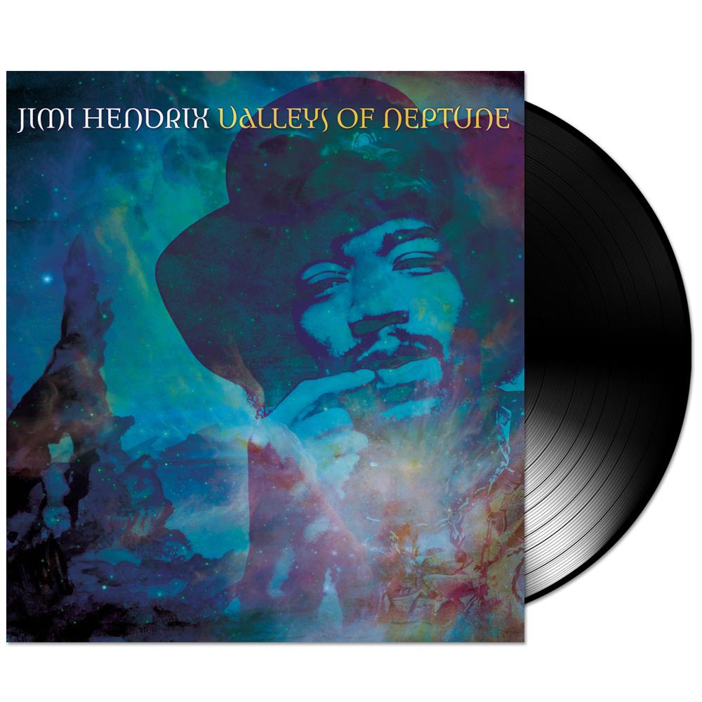 Jimi Hendrix: Valleys of Neptune All Analog Vinyl (2010)