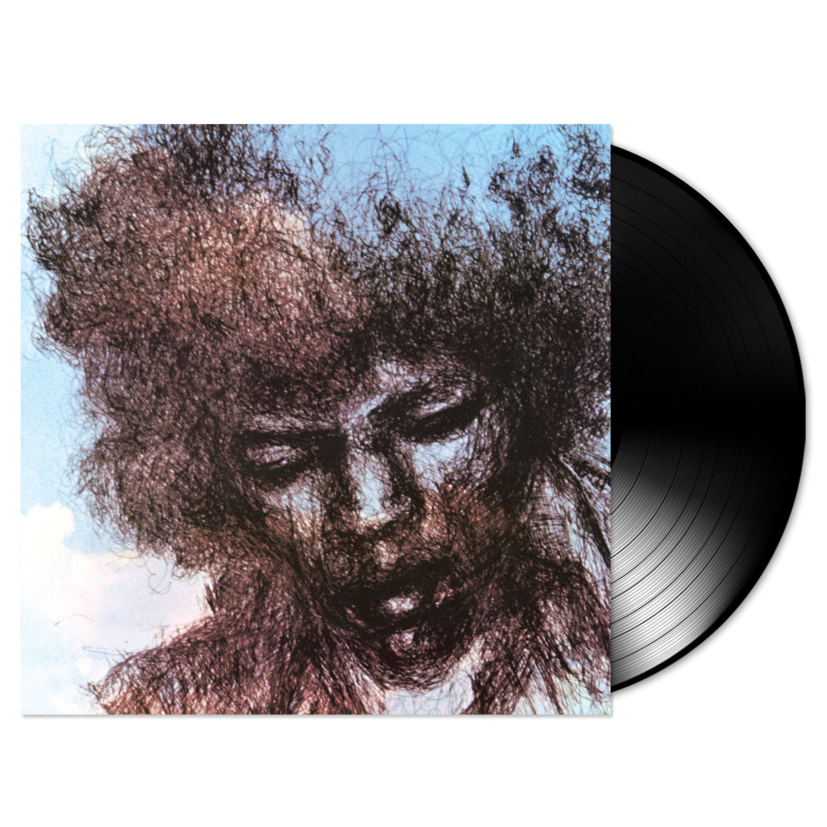 Jimi Hendrix: The Cry of Love LP - Reissue
