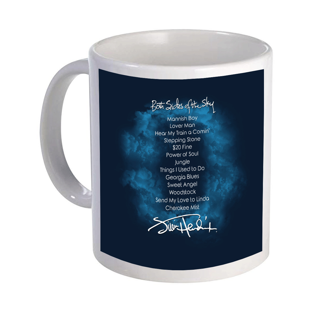 Both Sides Of The Sky Mug