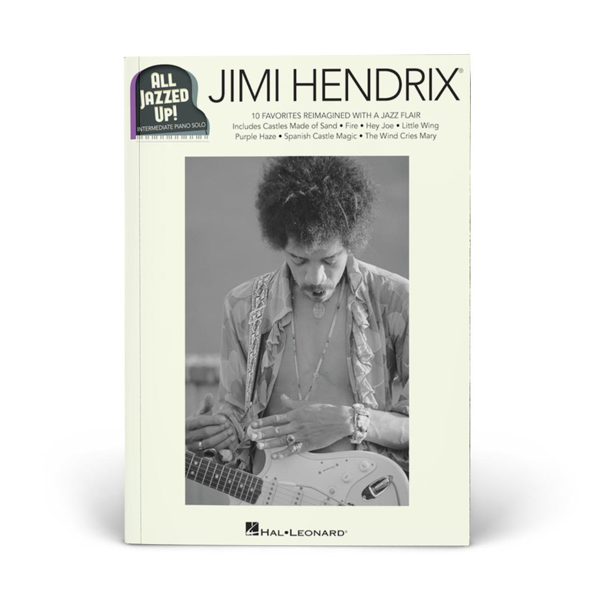 Jimi Hendrix - All Jazzed Up! (Intermediate Piano Solo)