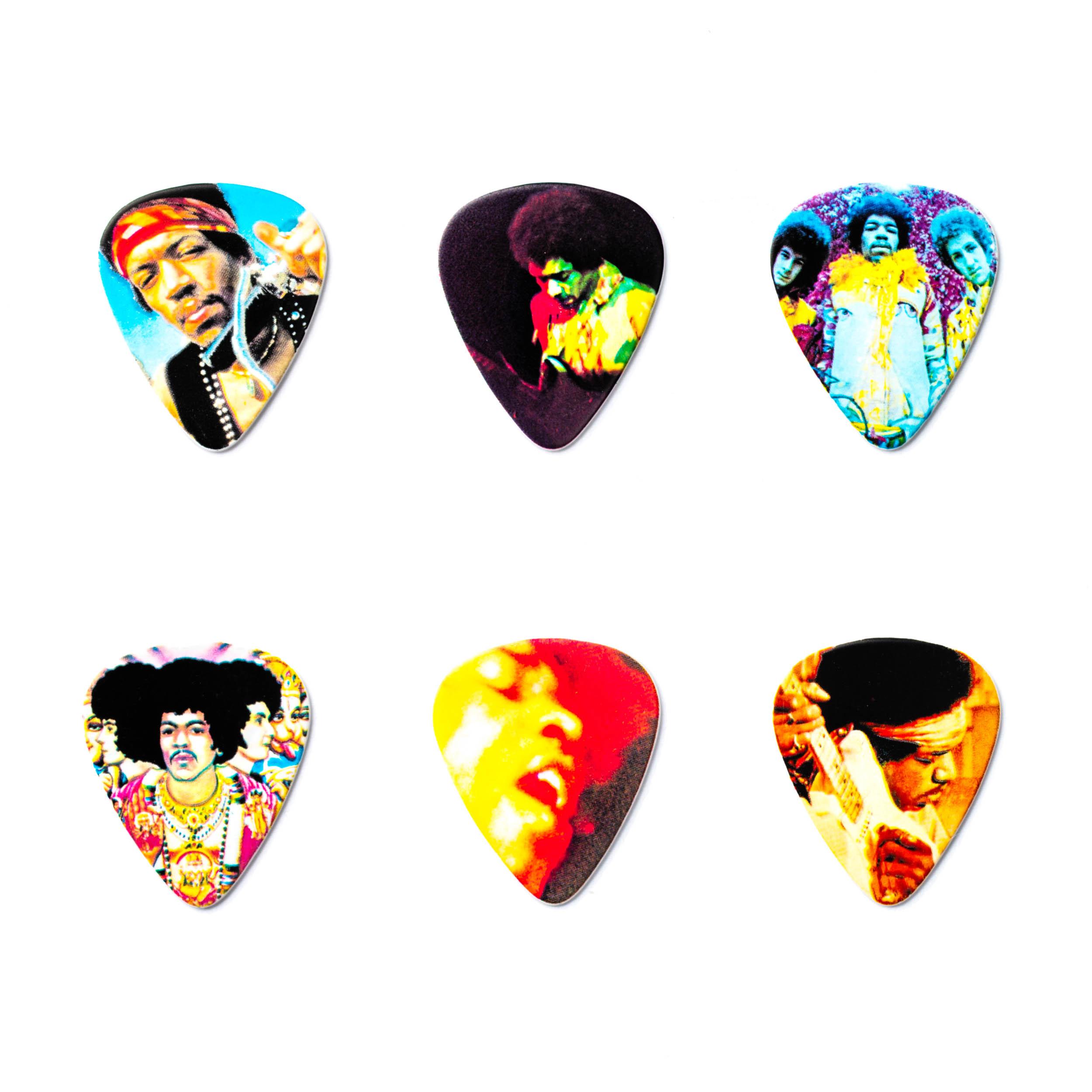 Jimi Hendrix™Front Line Pick Tin