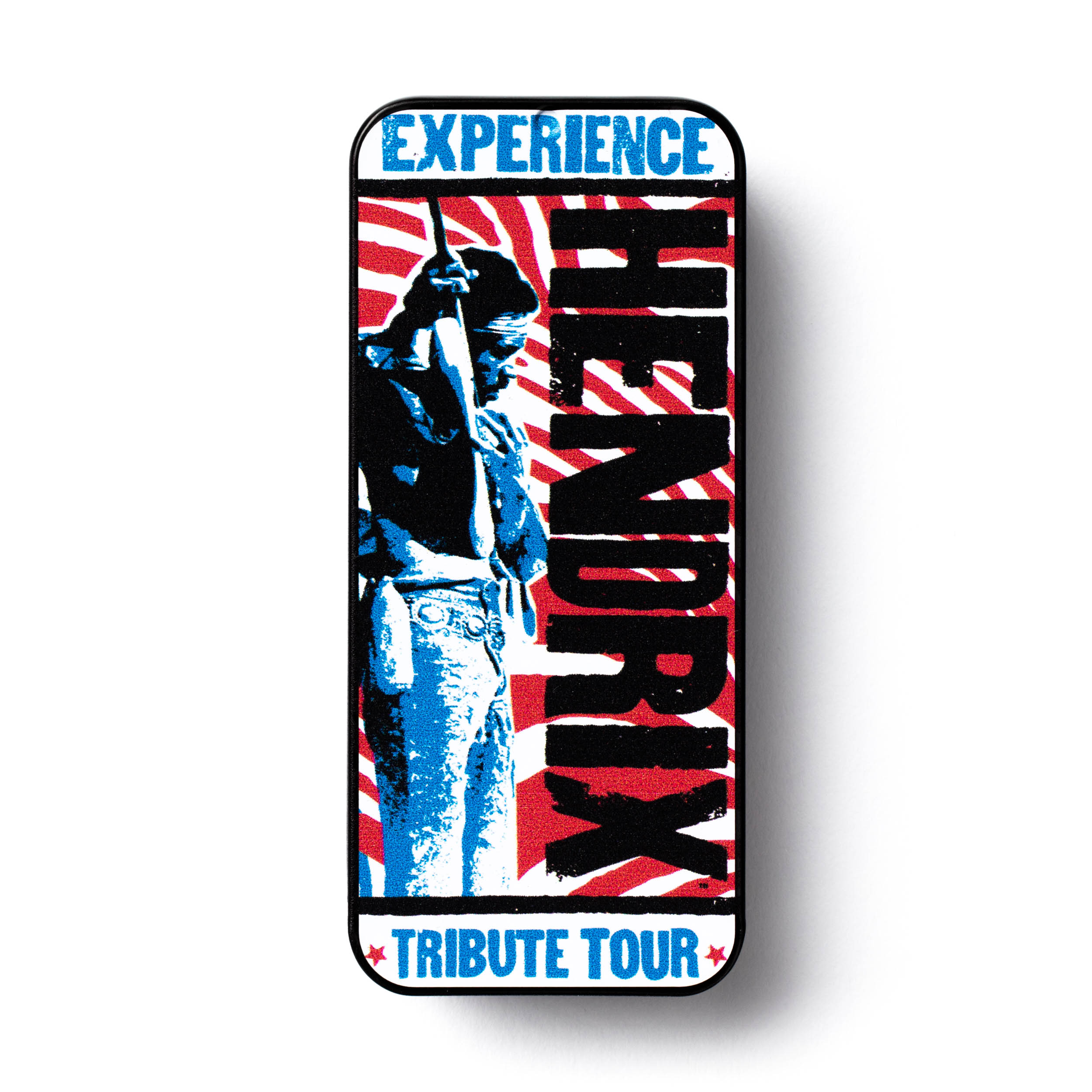 Jimi Hendrix™Tribute Tour Pick Tin
