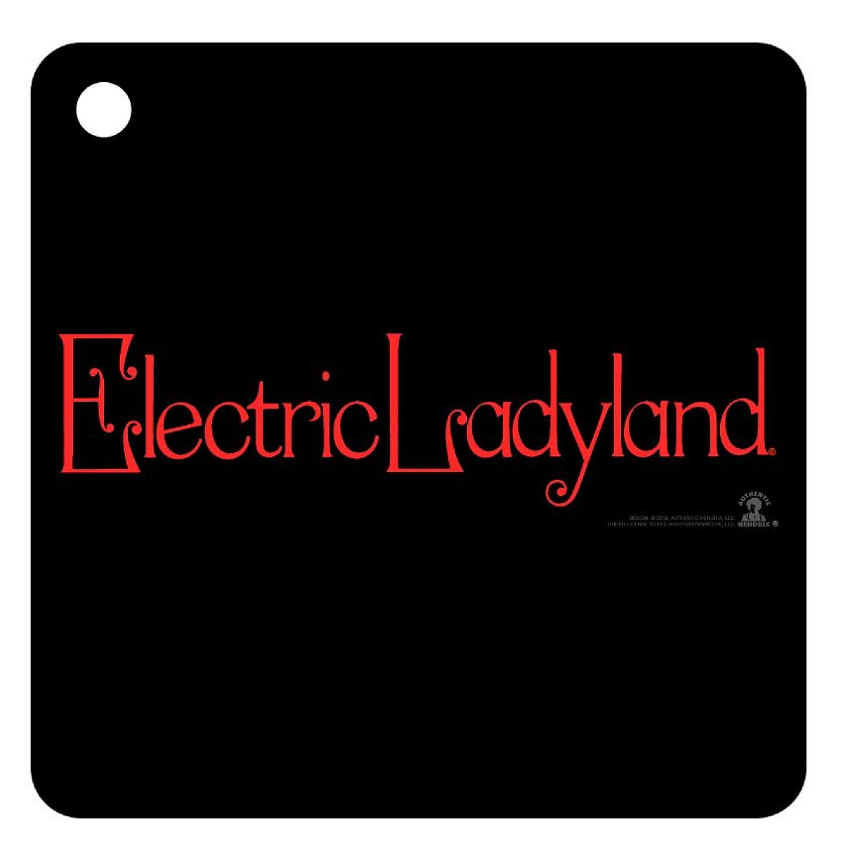 Electric Ladyland Keychain