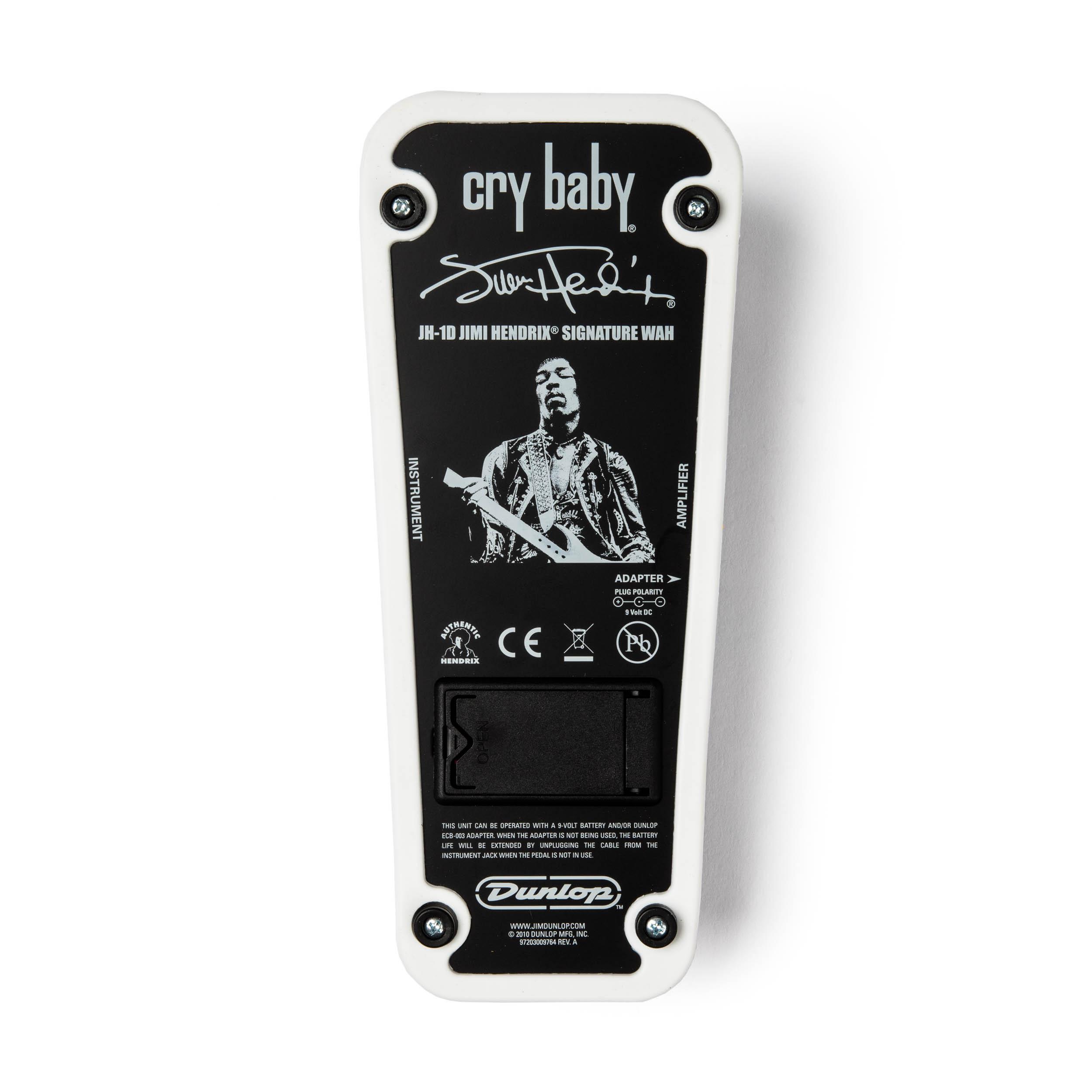 Jimi Hendrix™Cry Baby®Wah