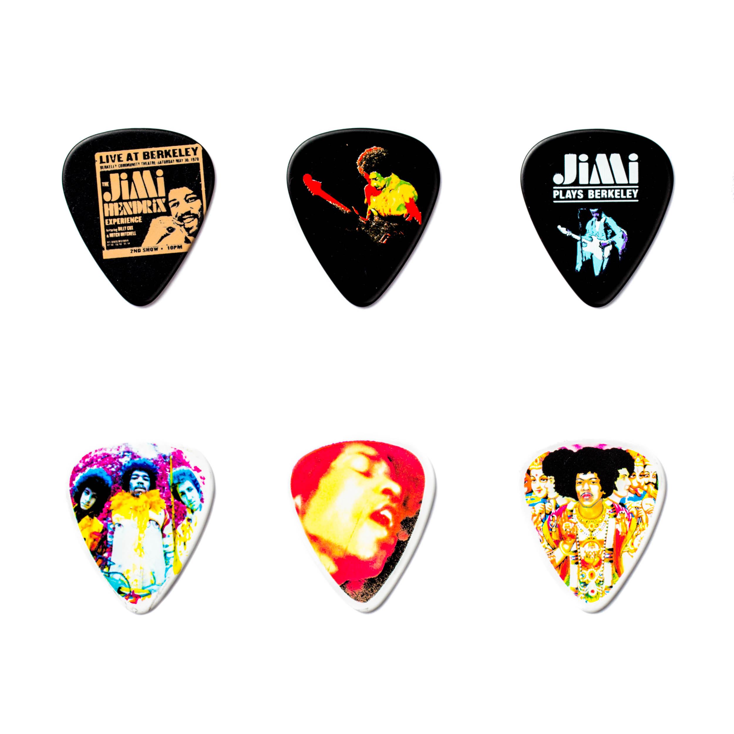 Jimi Hendrix™Are You Experienced? Pick Tin