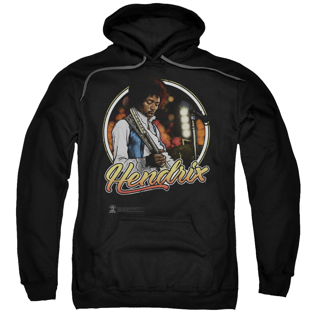 Jimi Hendrix Hollywood Bowl Pull-Over Hoodie