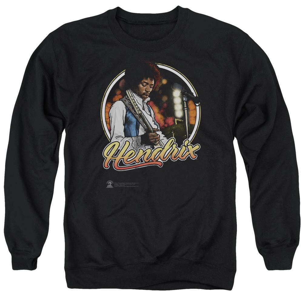 Jimi Hendrix Hollywood Bowl Crewneck Sweatshirt