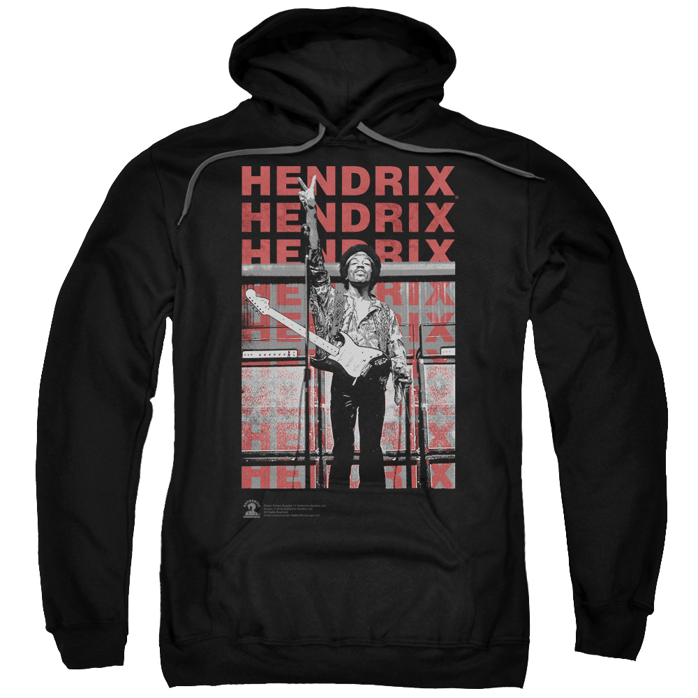 Jimi Hendrix Give It All Pull-Over Hoodie