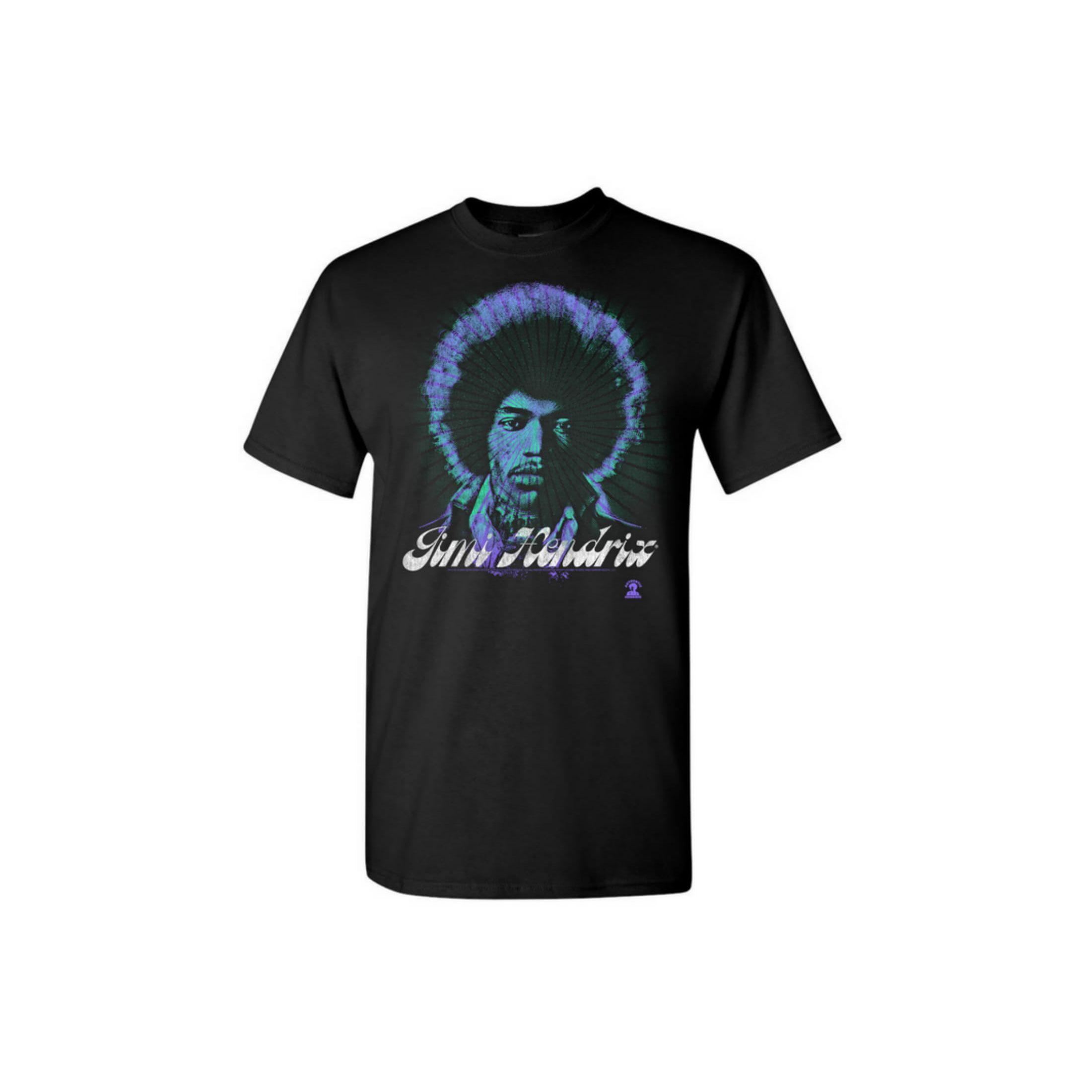 Both Sides Swirly Spine T-Shirt