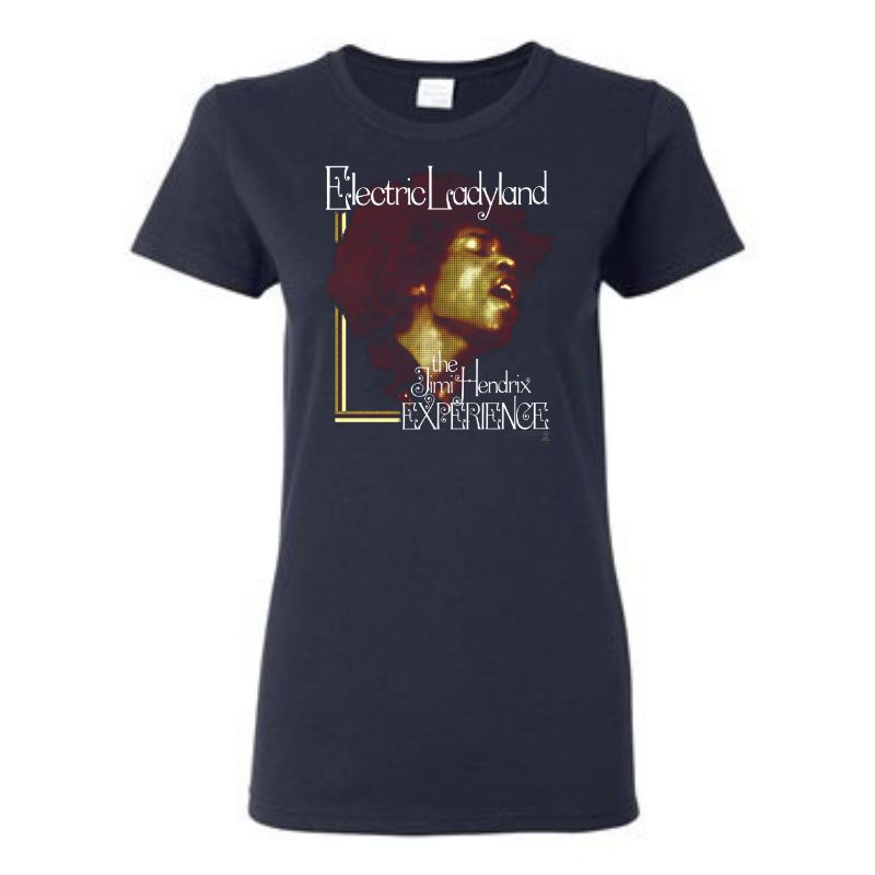 Women's Jimi Hendrix Experience Electric Ladyland T-Shirt