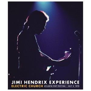 Jimi Hendrix: Electric Church DVD or Blu-ray