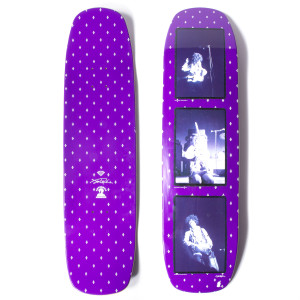 Diamond Supply Co. Purple Haze Cruiser Deck