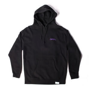 Diamond Supply Co. Purple Haze Hoodie in Black