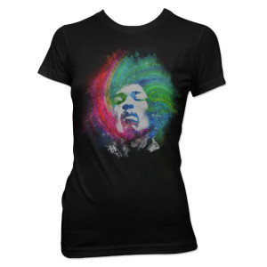 Jimi Hendrix Galaxy Jr T-Shirt