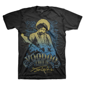 Jimi Hendrix Voodoo Child Toddler T-Shirt