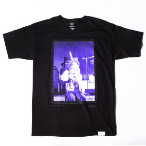 Diamond Supply Co. Lyric T-Shirt in Black