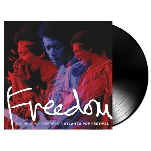 "Freedom: Atlanta Pop Festival 12"" Vinyl"