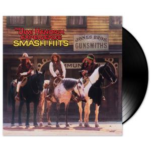 Jimi Hendrix Experience Smash Hits LP