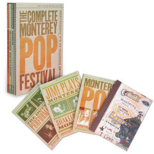 The Complete Monterey Pop Festival (The Criterion Collection) DVD