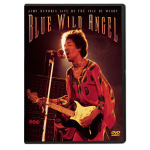 Blue Wild Angel: Jimi Hendrix Live At The Isle of Wight DVD