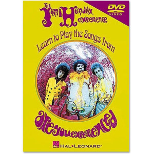 The Jimi Hendrix Experience: Learn to Play the Songs from Are You Experienced DVD