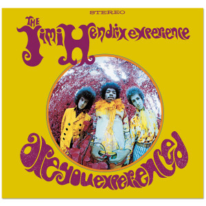 Jimi Hendrix Experience: Are You Experienced CD