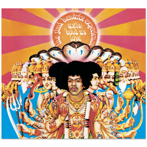 Jimi Hendrix Expierence: Axis: Bold as Love CD