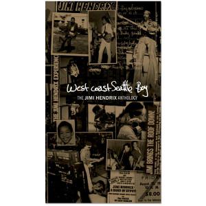 West Coast Seattle Boy: The Jimi Hendrix Anthology (4CD + DVD)