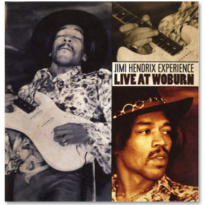 Jimi Hendrix Experience: Live At Woburn DAGGER RECORDS CD