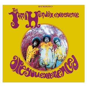 Jimi Hendrix Experience: Are You Experienced CD/DVD Set (2010)