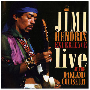 Jimi Hendrix Experience: Live at the Oakland Coliseum CD