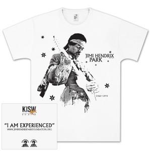"""KISW """"I Am Experienced"""" Shirt"""