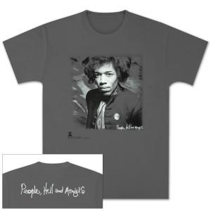 Jimi Hendrix: People, Hell & Angels T-Shirt